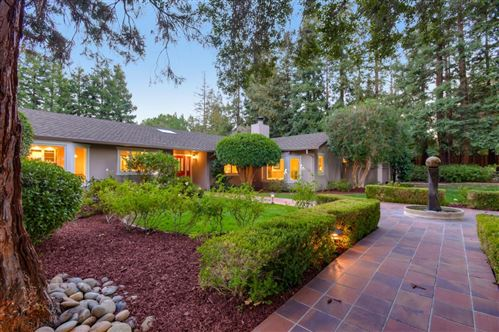 Tiny photo for 269 Stockbridge AVE, ATHERTON, CA 94027 (MLS # ML81818457)