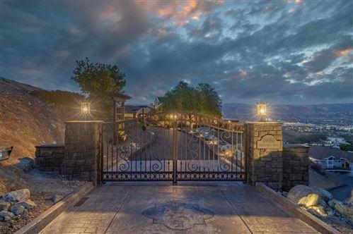 Photo of 18660 Castle Hill Drive, MORGAN HILL, CA 95037 (MLS # ML81863457)