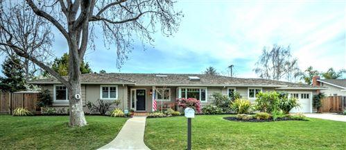 Photo of 360 Fontainbleau TER, LOS ALTOS, CA 94022 (MLS # ML81832459)