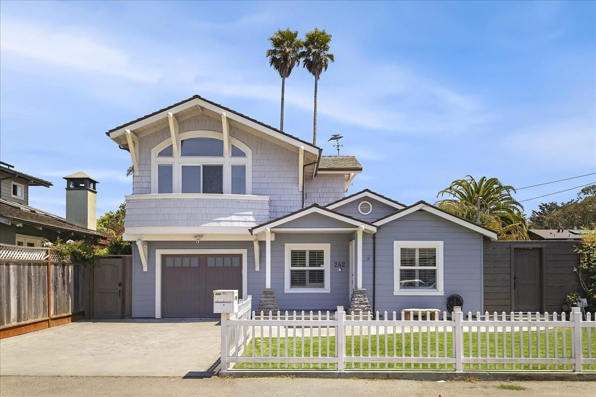 242 25th Avenue, Santa Cruz, CA 95062 - MLS#: ML81855461