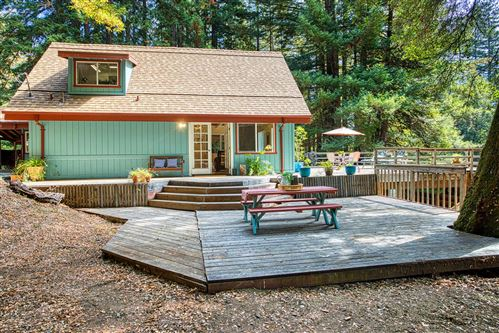 Tiny photo for 5858 Fern Flat, APTOS, CA 95003 (MLS # ML81866462)