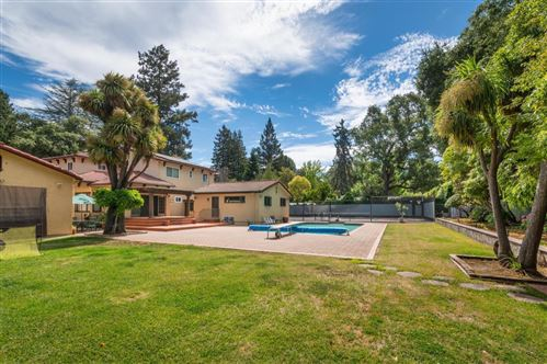 Tiny photo for 50 Amador AVE, ATHERTON, CA 94027 (MLS # ML81828464)