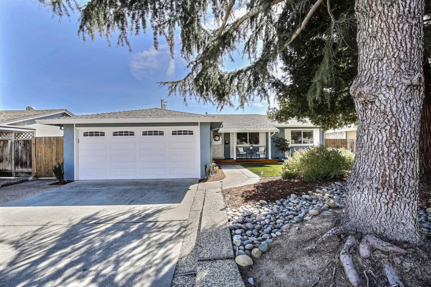 Photo for 1666 Ebbetts DR, CAMPBELL, CA 95008 (MLS # ML81837464)