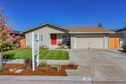 Photo of 819 Fife WAY, SUNNYVALE, CA 94087 (MLS # ML81817465)