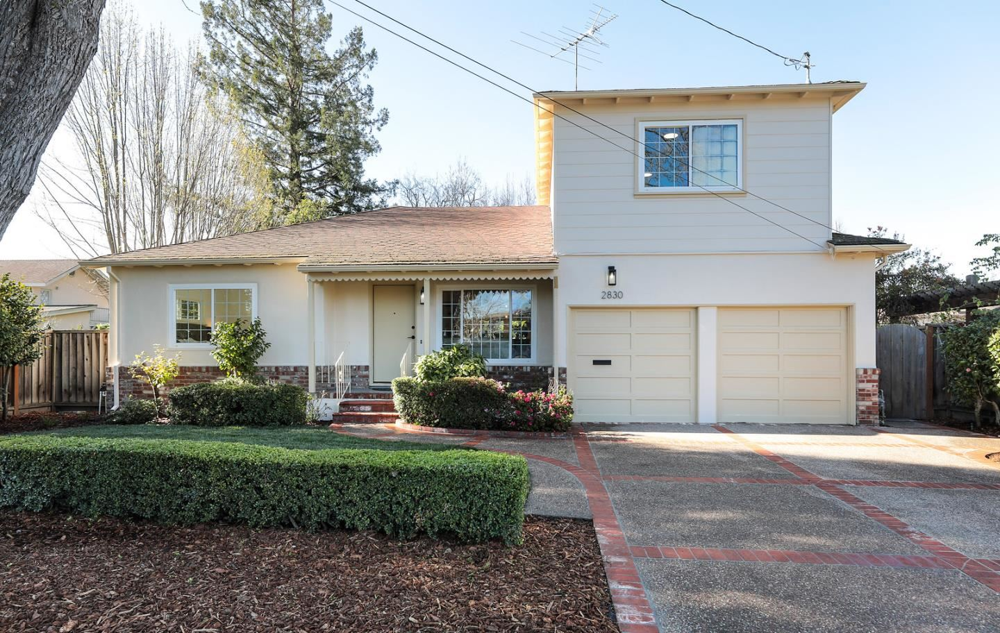 Photo for 2830 Ross RD, PALO ALTO, CA 94303 (MLS # ML81830465)