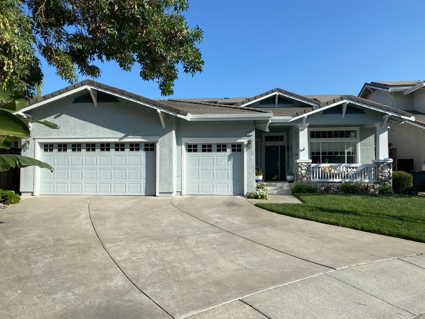 Photo for 1227 Blue Parrot Court, GILROY, CA 95020 (MLS # ML81861467)