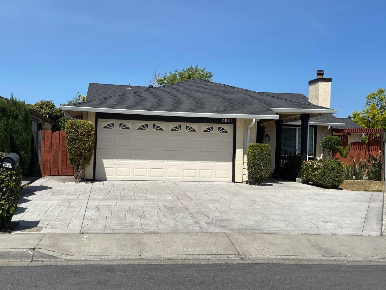Photo for 2881 Granite Creek Place, SAN JOSE, CA 95127 (MLS # ML81838473)