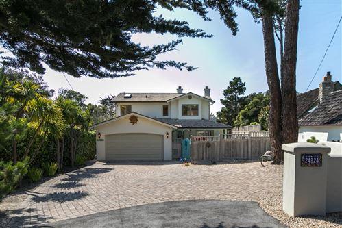 Photo of 24824 Carpenter RD, CARMEL, CA 93923 (MLS # ML81809474)