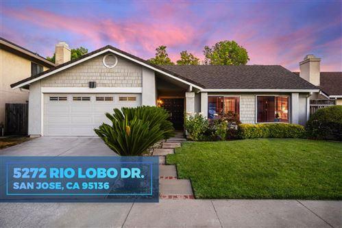 Photo of 5272 Rio Lobo DR, SAN JOSE, CA 95136 (MLS # ML81799475)