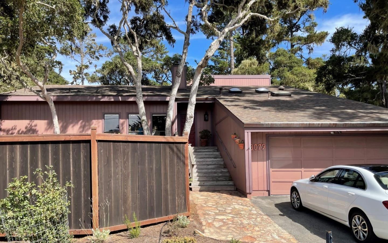 Photo for 3079 Hermitage Road, PEBBLE BEACH, CA 93953 (MLS # ML81863477)