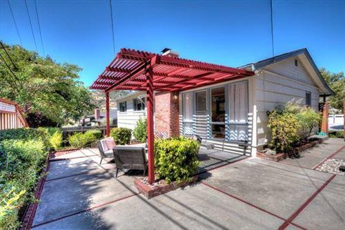 Tiny photo for 1901 Chula Vista DR, BELMONT, CA 94002 (MLS # ML81809478)