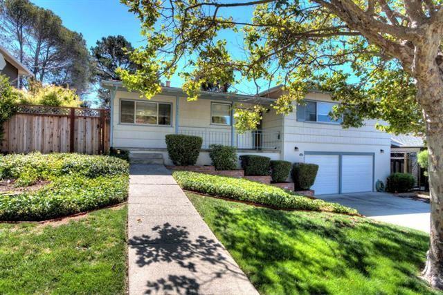 Photo for 1901 Chula Vista DR, BELMONT, CA 94002 (MLS # ML81809478)
