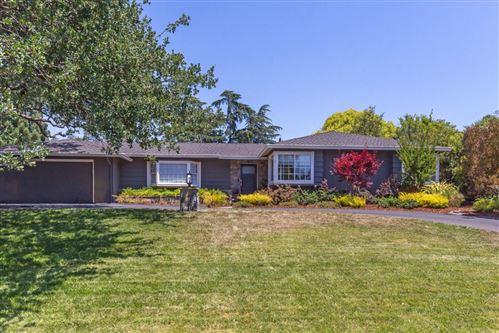 Photo of 14632 La Rinconada Drive, LOS GATOS, CA 95032 (MLS # ML81845484)