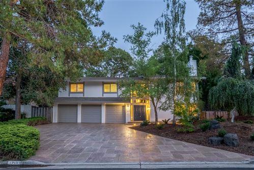 Photo of 17302 Eaton Lane, MONTE SERENO, CA 95030 (MLS # ML81846486)