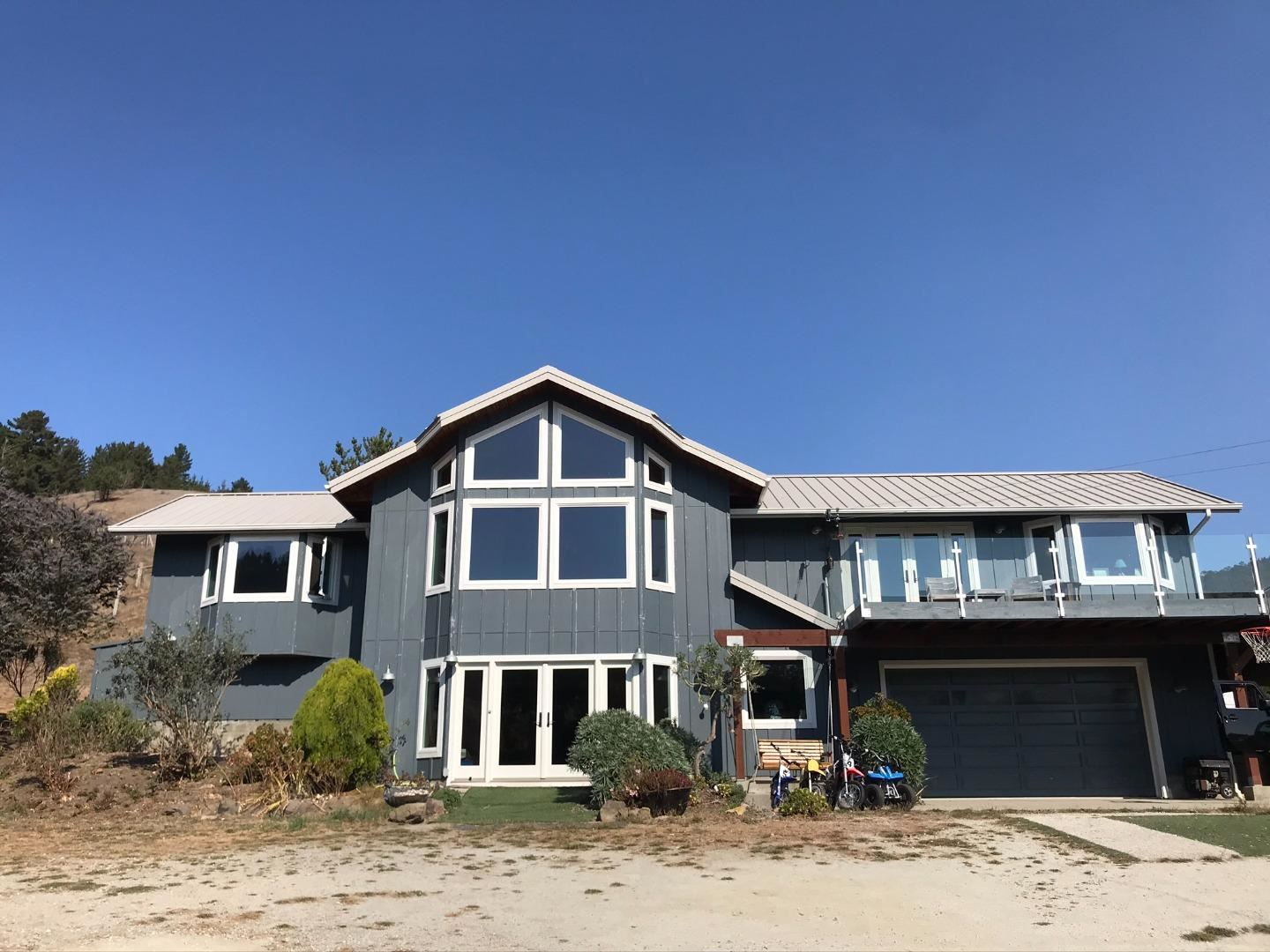 Photo for 2481 Purissima Creek RD, HALF MOON BAY, CA 94019 (MLS # ML81821486)