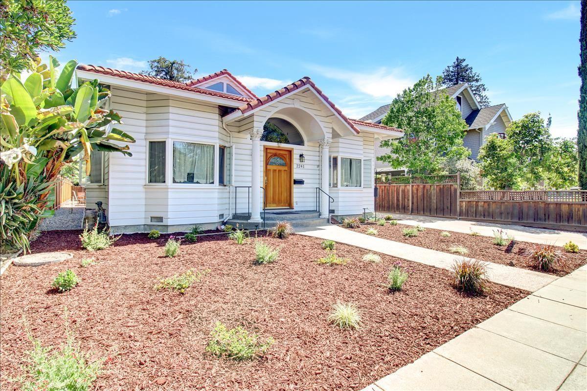 Photo for 2241 Wellesley Street, PALO ALTO, CA 94306 (MLS # ML81851490)