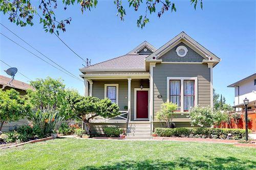 Photo of 626 Lincoln Street, SANTA CLARA, CA 95050 (MLS # ML81843496)