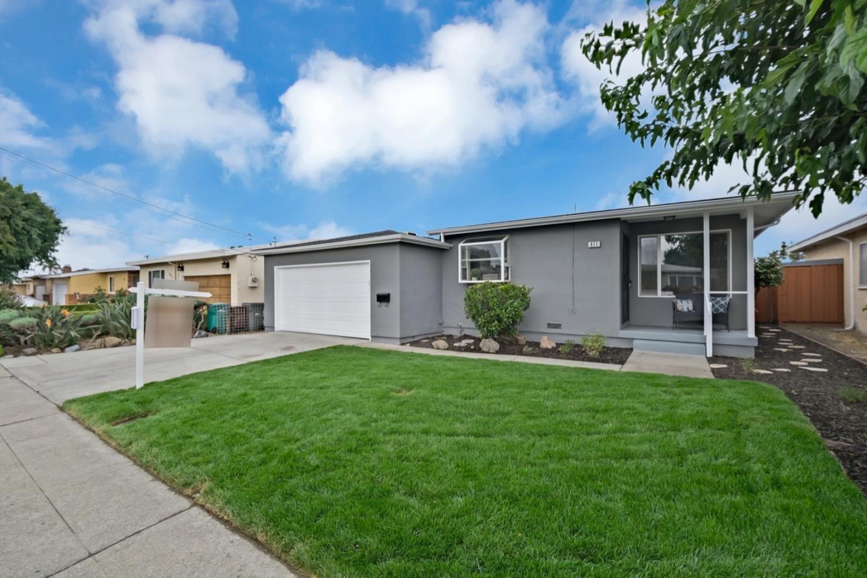 411 Oxford Street, Hayward, CA 94541 - MLS#: ML81866496