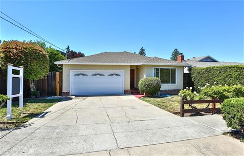 Photo of 3164 Jefferson Avenue, REDWOOD CITY, CA 94062 (MLS # ML81837498)