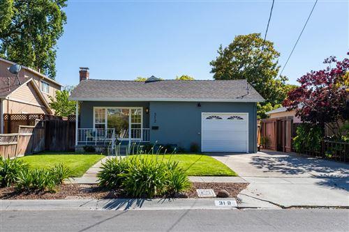 Photo of 312 Nimitz Avenue, REDWOOD CITY, CA 94061 (MLS # ML81849498)