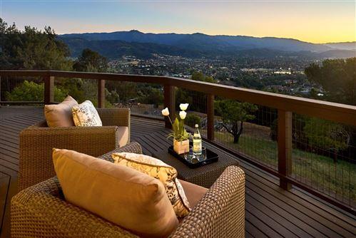 Photo of 20815 Scenic Vista Drive, SAN JOSE, CA 95120 (MLS # ML81842499)