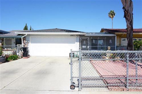 Photo of 1263 Turtlerock DR, SAN JOSE, CA 95122 (MLS # ML81837500)