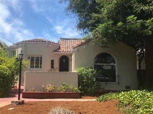 Photo of 215 Oakdale Street, REDWOOD CITY, CA 94062 (MLS # ML81848500)