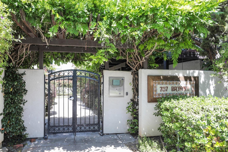 707 Bryant Street #101, Palo Alto, CA 94301 - #: ML81842500