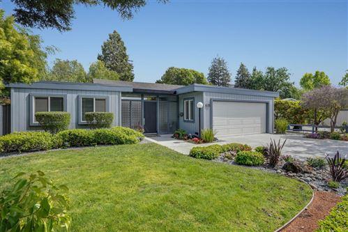 Photo of 618 Oregon Avenue, PALO ALTO, CA 94301 (MLS # ML81842502)