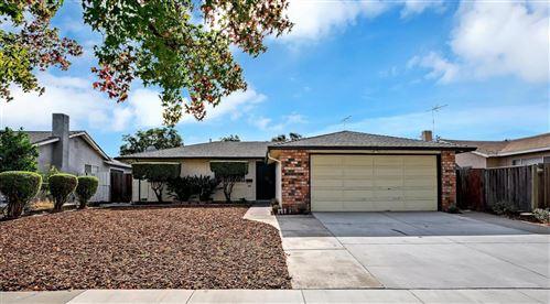 Photo of 1224 Candia Drive, SAN JOSE, CA 95121 (MLS # ML81866502)