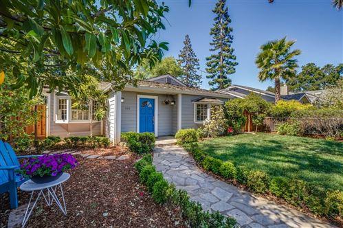 Photo of 668 Palm Avenue, LOS ALTOS, CA 94022 (MLS # ML81843503)