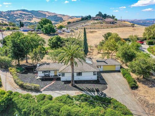 Photo of 12405 Mount Hamilton Road, SAN JOSE, CA 95140 (MLS # ML81848506)