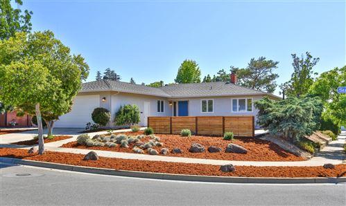 Photo of 1210 Stafford Drive, CUPERTINO, CA 95014 (MLS # ML81854506)