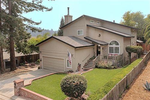 Photo of 59 Cathy Lane, SCOTTS VALLEY, CA 95066 (MLS # ML81861506)