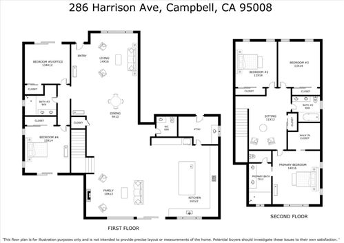 Tiny photo for 286 Harrison AVE, CAMPBELL, CA 95008 (MLS # ML81824508)