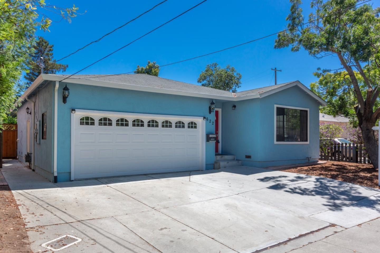 622 Flynn Avenue, Redwood City, CA 94063 - #: ML81858511