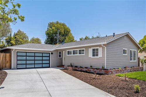 Photo of 1723 Fernwood Way, BELMONT, CA 94002 (MLS # ML81853513)