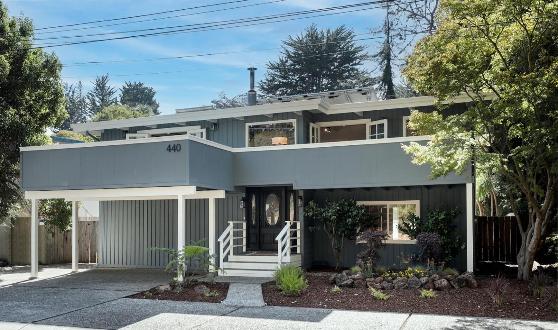 Photo for 440 Sumner Avenue, APTOS, CA 95003 (MLS # ML81865514)