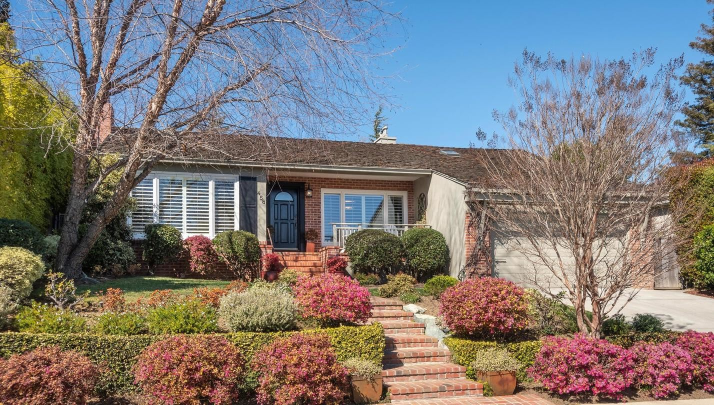 458 Nevada AVE, San Mateo, CA 94402 - #: ML81831516