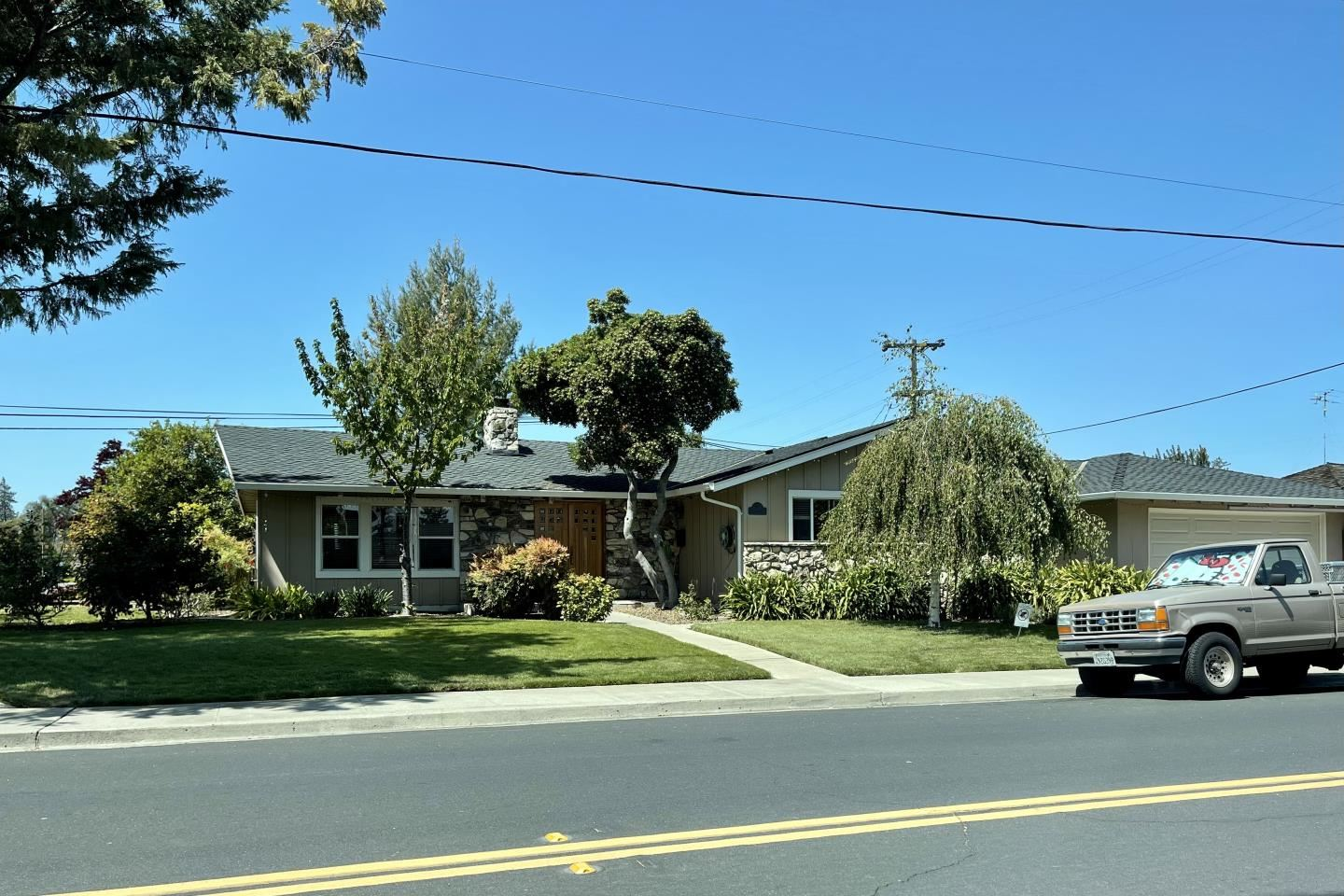 Photo for 255 South Midway Street, CAMPBELL, CA 95008 (MLS # ML81845518)