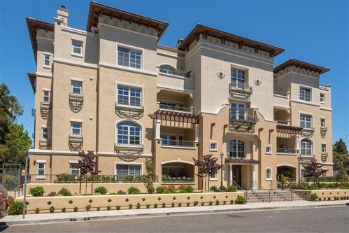 Photo of 111 Saint Matthews Avenue #201, SAN MATEO, CA 94401 (MLS # ML81851522)