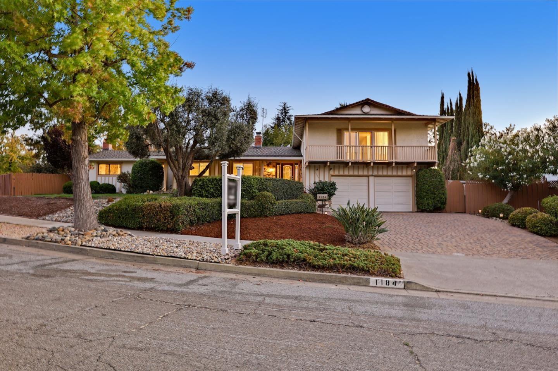 1184 Lone Pine Lane, San Jose, CA 95120 - MLS#: ML81862522