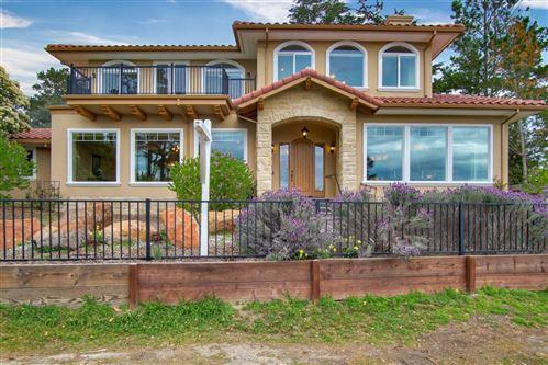 Photo of 4157 Sunridge RD, PEBBLE BEACH, CA 93953 (MLS # ML81786524)