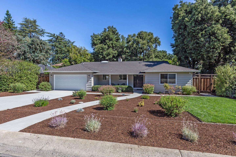 Photo for 235 Mount Hamilton Avenue, LOS ALTOS, CA 94022 (MLS # ML81852524)