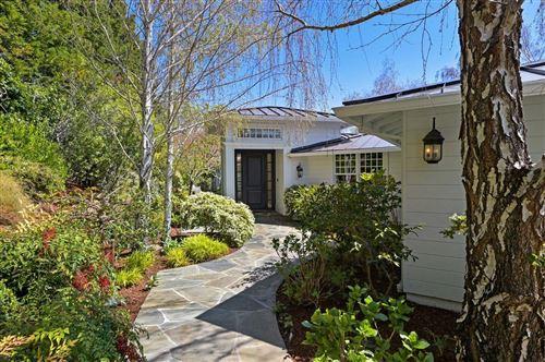 Photo of 130 Ridgeway Road, HILLSBOROUGH, CA 94010 (MLS # ML81838526)