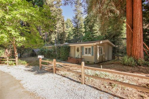 Photo of 455 Redwood DR, FELTON, CA 95018 (MLS # ML81816528)