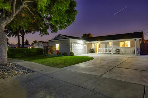 Photo of 3280 Jarvis AVE, SAN JOSE, CA 95118 (MLS # ML81817528)