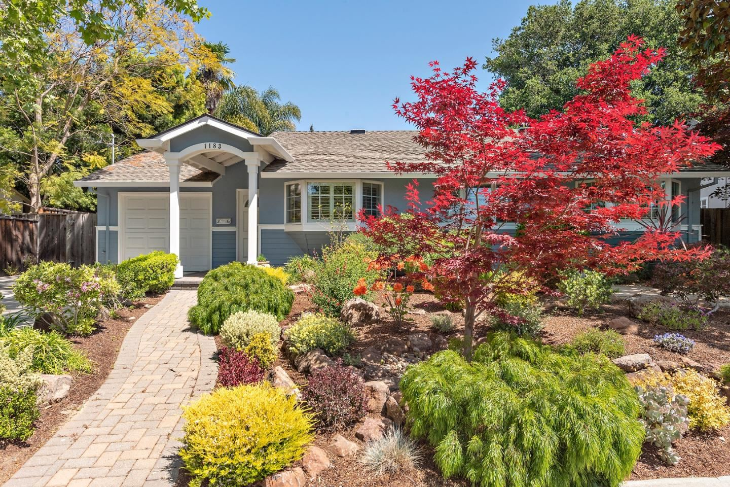 Photo for 1183 Solana Drive, MOUNTAIN VIEW, CA 94040 (MLS # ML81841529)