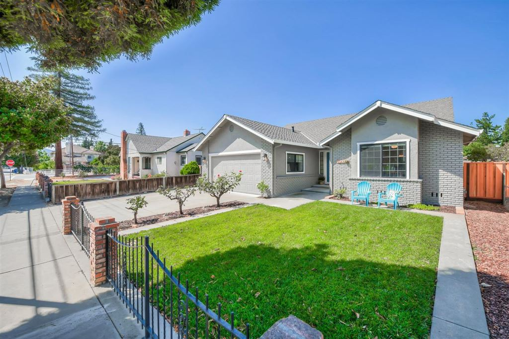 Photo for 1253 Harriet AVE, CAMPBELL, CA 95008 (MLS # ML81765530)