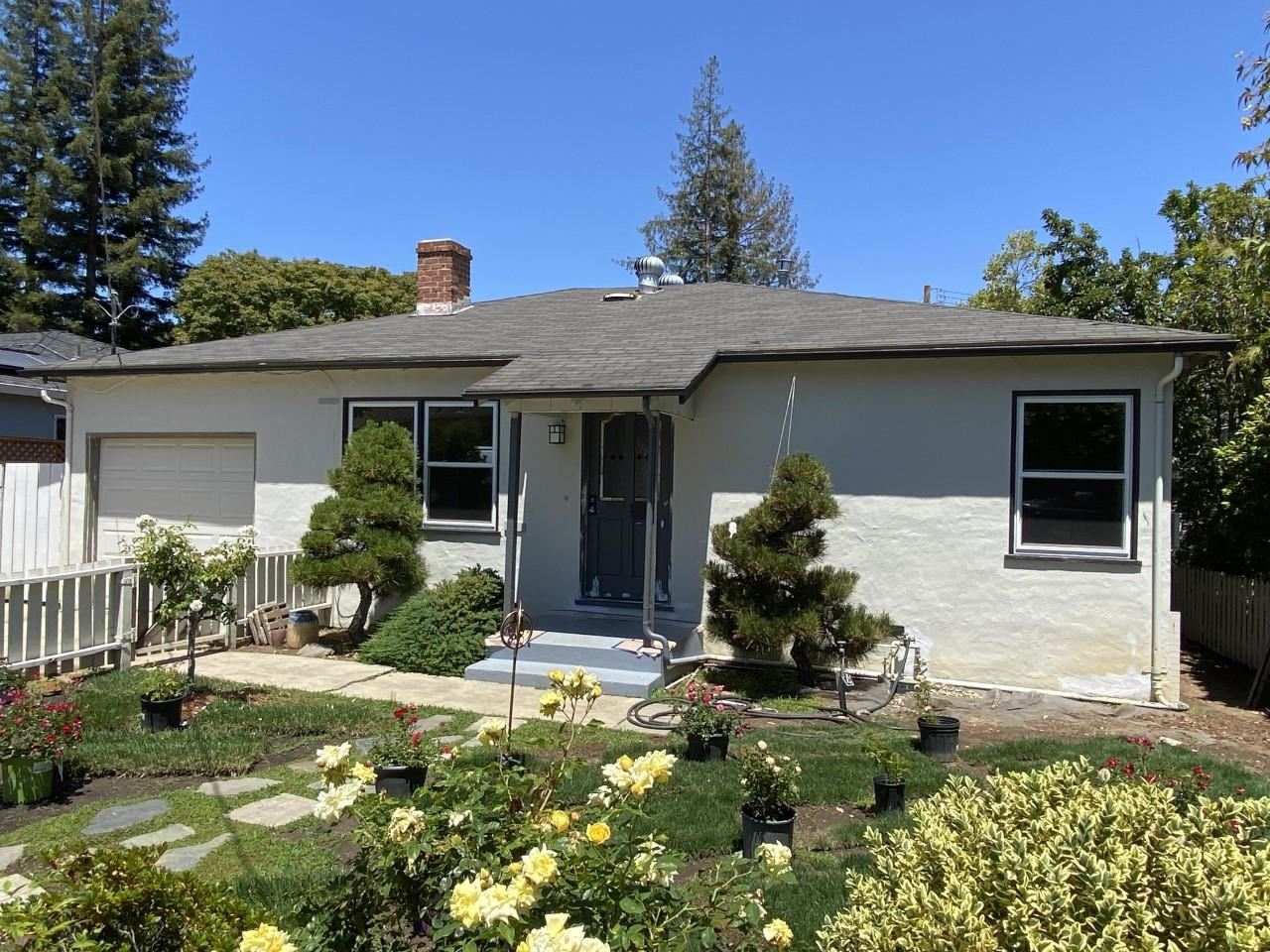 Photo for 1420 Franks Lane, MENLO PARK, CA 94025 (MLS # ML81854530)
